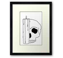 Alphabet of Desire: D Framed Print