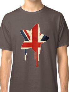 Union Jack Star Vintage Classic T-Shirt