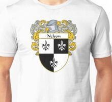 Nelson Coat of Arms/Family Crest Unisex T-Shirt