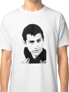 alex turner black and white Classic T-Shirt