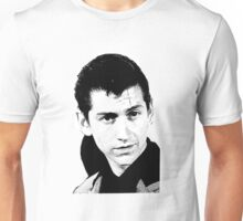 alex turner black and white Unisex T-Shirt