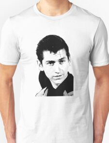 alex turner black and white T-Shirt