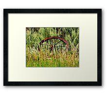 Autumn On The Prairies Framed Print