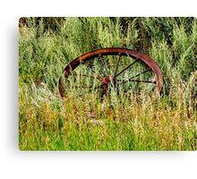 Autumn On The Prairies Canvas Print
