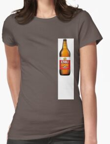 Emu export for West aussies  Womens Fitted T-Shirt