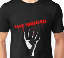 Save Yourselves Unisex T-Shirt