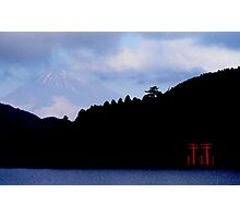 Mt. Fuji Photographic Print