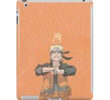 King Naruto iPad Case/Skin