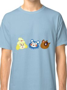 Animal Crossing Sticker Pack #1 Classic T-Shirt