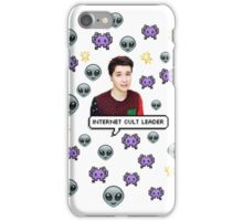 Danisnotonfire- internet cult leader iPhone Case/Skin
