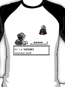 Pokemon X Naruto T-Shirt