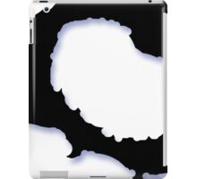 Black And White C iPad Case/Skin