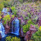 Florence Falls, Litchfield National Park, Northern Territory by Chris Brunton