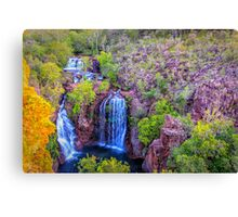 Florence Falls, Litchfield National Park, Northern Territory Canvas Print