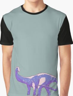 Apatosaurus Graphic T-Shirt