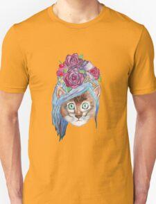 Pretty Kitty Unisex T-Shirt