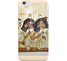 Banquet/Musicians COLLECTION/TEES/STICKERS/CASES/TOTES/PILLOWS iPhone Case/Skin