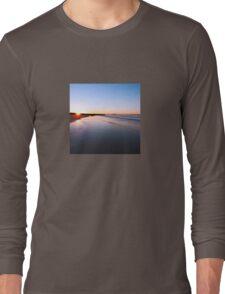 Where the sun hits the sky Long Sleeve T-Shirt