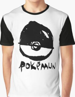 Pokemun GO! Graphic T-Shirt