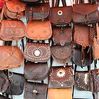 Hanging Bags by Doug Miller