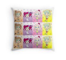 Atelier Musou Spring Girls 2016 (Travel Mug + Pillow) Throw Pillow