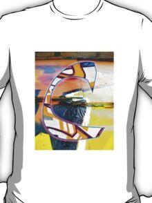 Urban Alphabet C T-Shirt