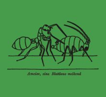 Ant & Aphid T-Shirt