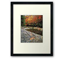 East Fork of the Pigeon River Framed Print