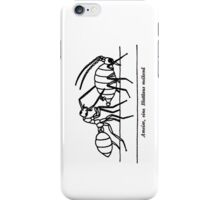 Ant & Aphid iPhone Case/Skin