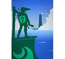 Zelda - The Wind Waker Photographic Print