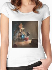 Tracer, Loves!!!! Women's Fitted Scoop T-Shirt