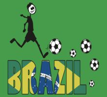 GO GO Brazil by cheeckymonkey