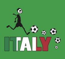GO GO Italy by cheeckymonkey