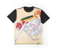 Amaterasu Graphic T-Shirt