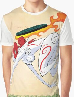 Amaterasu Graphic T-Shirt