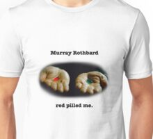 Red Pill Unisex T-Shirt