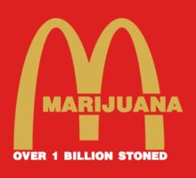 Marijuana - over one billion stoned (McDonalds Parody) by MalcolmWest