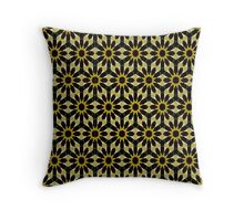 Mosaic Line 1 Throw Pillow