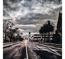The Grey City Photographic Print