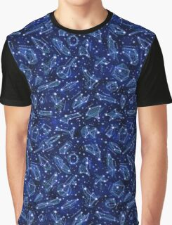 Legendary Star Ship Constellations Graphic T-Shirt