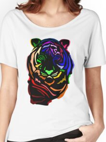 Punk Tiger Women's Relaxed Fit T-Shirt