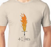 +1 Hotness Unisex T-Shirt