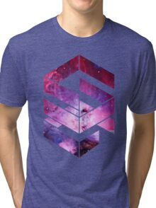 Abstract Space - version 1 Tri-blend T-Shirt