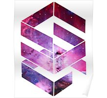 Abstract Space - version 1 Poster