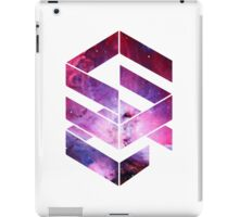 Abstract Space - version 1 iPad Case/Skin