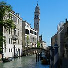 The Leaning Tower of Venice by hans p olsen