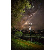 Yornaning Cloudy Nights... Photographic Print