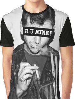 r u mine? Graphic T-Shirt