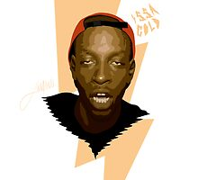 ISSA GOLD by Joona Puisto