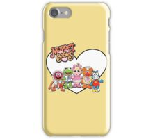 Muppet Babies! iPhone Case/Skin